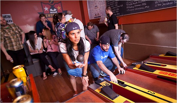 Image result for skeeball date